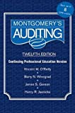 Montgomery's Auditing: Continuing Professional Education Version, Twelfth Edition