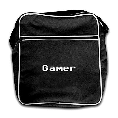Dressdown Black Flight Retro Pixels Bag Gamer Red w71wq