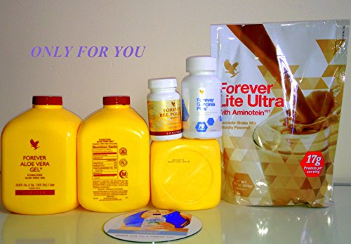 Forever Living CLEAN 9 Chocolate Ultra with Aminotein by Forever Living Products (Image #7)