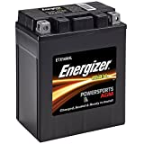 Energizer ETX14AHL AGM Motorcycle and ATV 12V Battery, 210 Cold Cranking Amps and 12 Ahr. Replaces: YTX14AHL-BS and others
