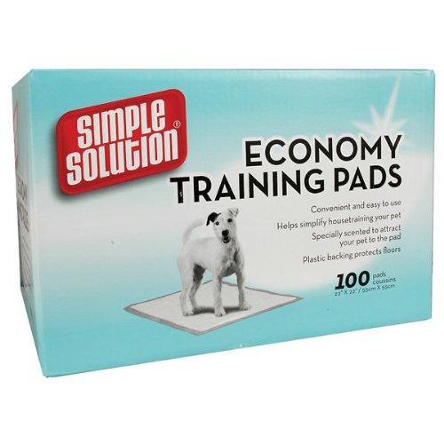 Economy Housebreaking Pads – 100 count, My Pet Supplies