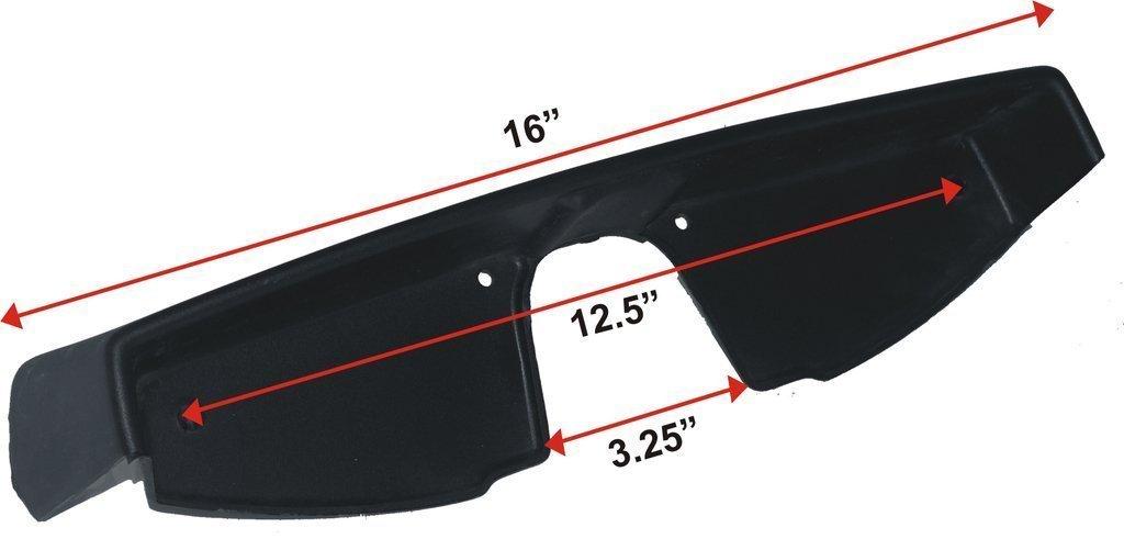 Vespa Front Leg Shield Tool Glove Box Top Tray T5 PX by Vintagespares_2014   B01GQFTSJG