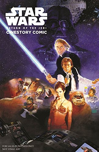 !Best Star Wars: Return of the Jedi Cinestory Comic: Collector's Edition R.A.R