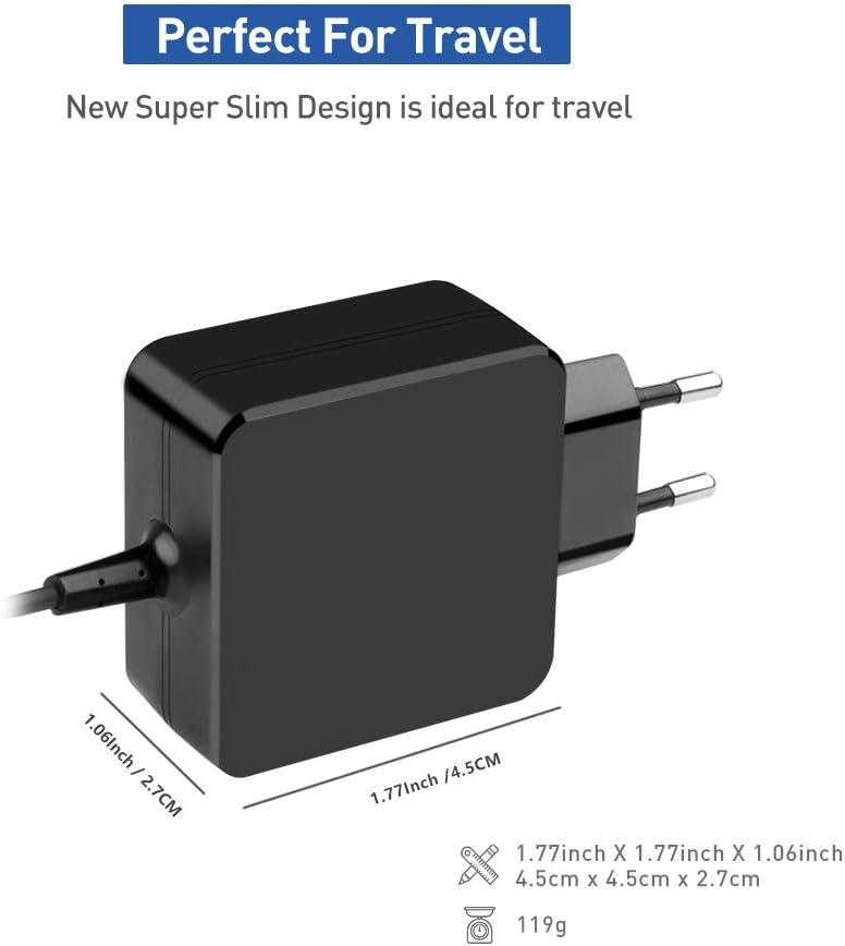 Adaptateur Secteur Alimentation Chargeur 6V pour Remplacement V/élo Elliptique NordicTrack AudioStrider 600 CX650 800 CX920 puissance du c/âble dalimentation