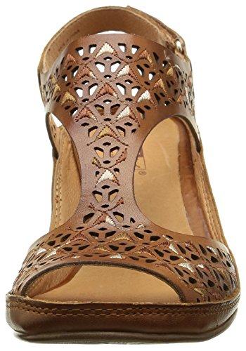 PikolinosJava W5a - Sandalias  Sandalias Mujer marrón (Brandy)