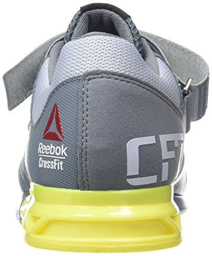 Grey Grigio Lifter 2 Indoor asteroid 0 Uomo Yellow hero Crossfit Reebok Scarpe Plus Dust cloud Sportive OzUqxgwR