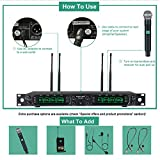 Wireless Microphone System, Phenyx Pro 8-Channel