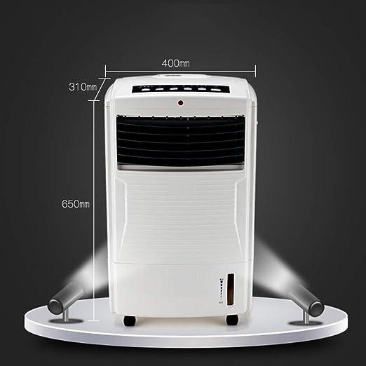 Qbylyf Emisor Térmico Aire Acondicionado Ventilador, Portátil ...