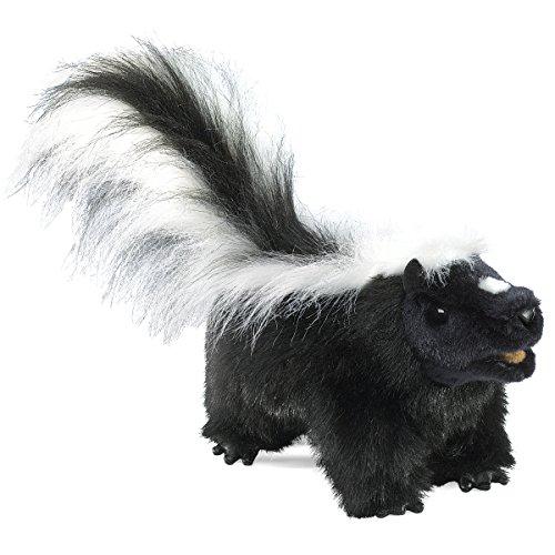 Folkmanis Skunk Hand Puppet - Skunk Animal