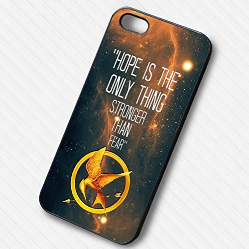 Hope Quotes The Hunger Games pour Coque Iphone 6 et Coque Iphone 6s Case M3B8QW
