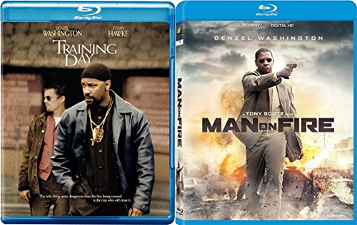 denzel washington movie pack - 8