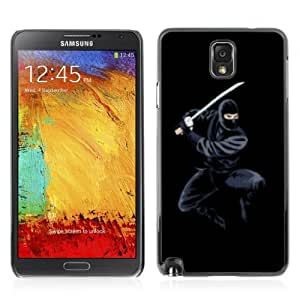 Designer Depo Hard Protection Case for Samsung Galaxy Note 3 N9000 / Cool Ninja