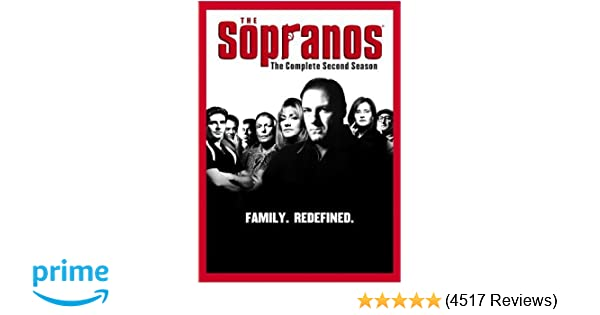 Amazon com: The Sopranos: Season 2: James Gandolfini, Lorraine