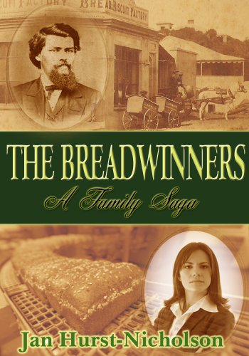 Book cover image for The Breadwinners (A Family Saga of Love, Lust and Betrayal)