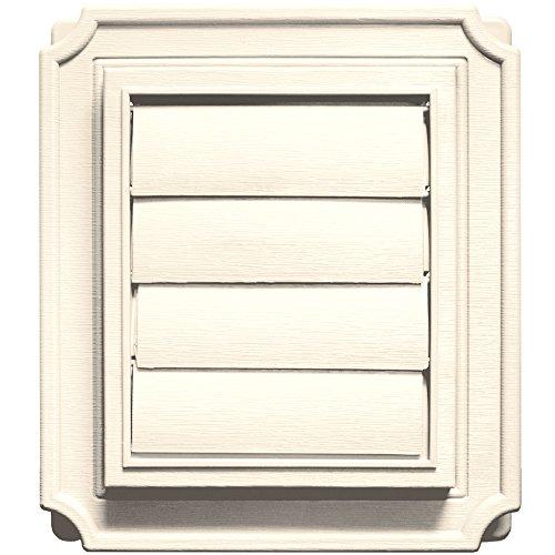 - Builders Edge 140137079021 Vent, Sandstone Beige