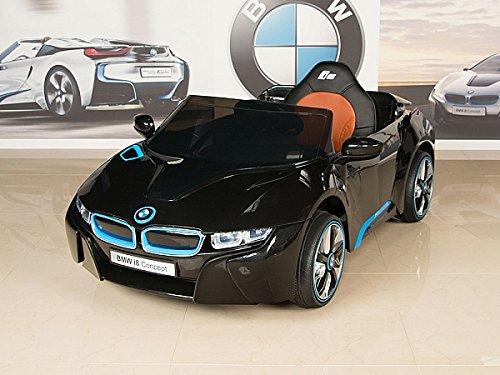 Big Toys Direct Bmw I8 12v Kids Ride On Battery Powered