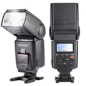 Neewer® NW680/TT680 HSS Speedlite Flash E-TTL Camera Flash for Canon 5D MARK 2 6D 7D 70D 60D 50DT3I T2I and other Canon DSLR Cameras