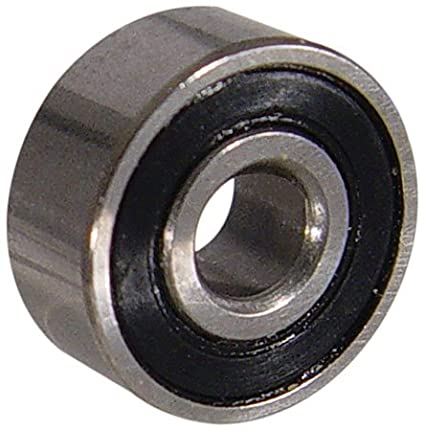 6202 Open Ball Bearing Low Friction No Drag Spin Free 15mm Bore ID Diameter 35mm
