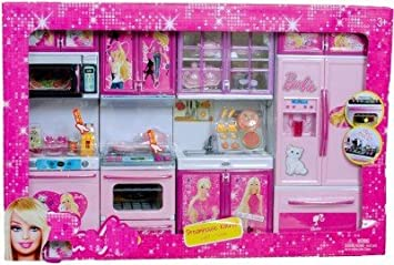 Buy Jai Valam 4 Station Kitchen Set Toy For Kids With Light