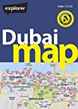 Dubai Map, 4th (City Map)