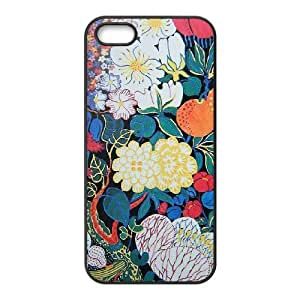 Illustration iPhone 5,5S Case Black Yearinspace961065