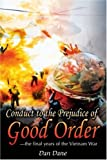 Conduct to the Prejudice of Good Order