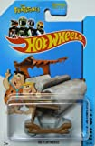 Hot Wheels 2014 The Flintstones Tooned 1 Hw City The Flintmobile 83/250