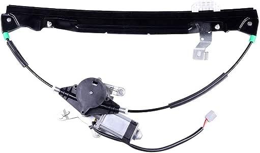 New Rear Right Power Window Regulator w// Motor Fit Explorer//Mountaineer//Aviator