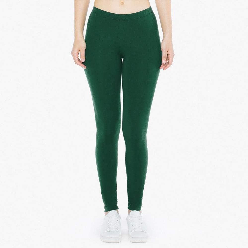 AOJIAN Yoga Pants Buttery Soft Tummy Control ST Patricks Day Jogger Capri Workout Leggings for Women