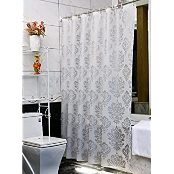 Ufelicity Stall Size European Style Shower Curtain Liner Waterproof 36x72 Eco