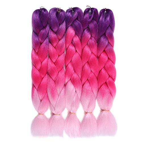 Braiding Extension Synthetic Crochet Braids product image