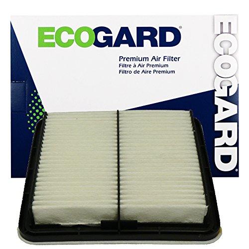ECOGARD XA5592 Premium Engine Air Filter Fits Subaru Outback, Forester, Impreza, Legacy, XV Crosstrek, Crosstrek, B9 Tribeca, Tribeca, WRX, WRX STI