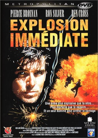 Explosion immédiate [Francia] [DVD]: Amazon.es: Pierce ...
