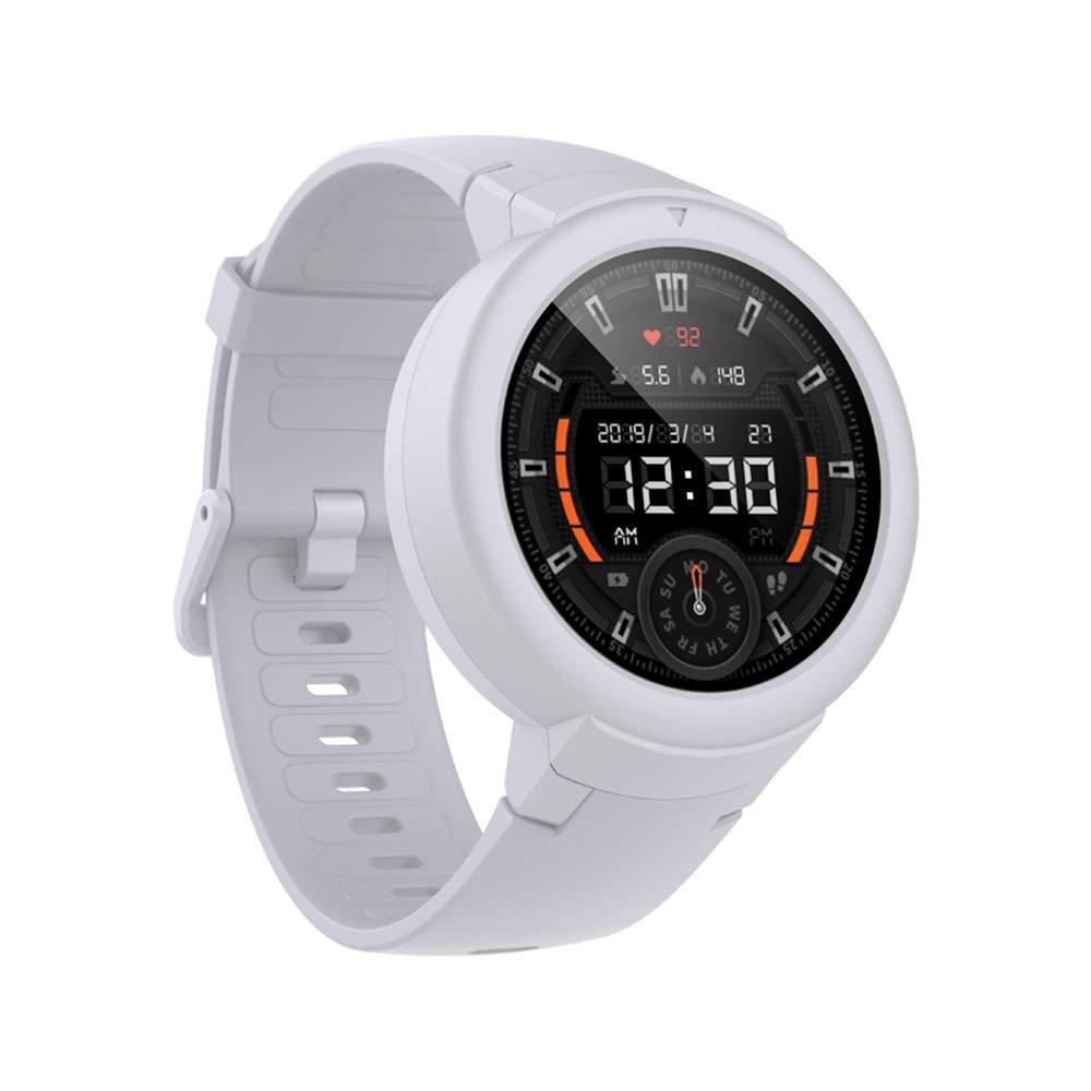 Amazfit Verge Lite Smartwatch Deportivo - Batería de más de 20 días | Pantalla AMOLED | 7 modos deportivos | GPS + GLONASS (Blanco)