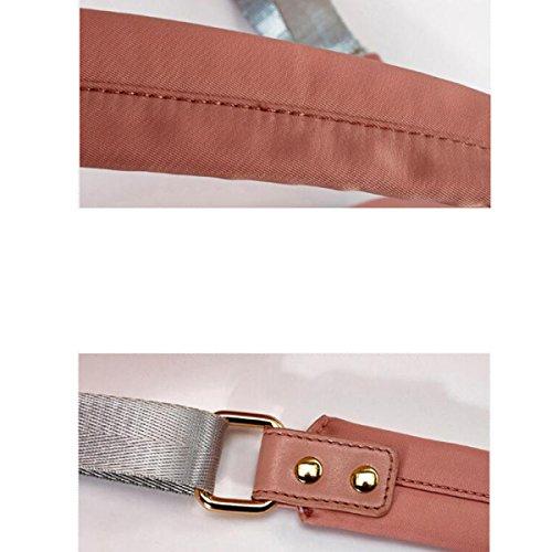 Rucksack Von ZAIYI Oxford Tuch Umhängetasche Weibliche Tasche Gezeiten Wilden Kleinen Frischen Campus Student Rucksack Reiten Rucksack,B C