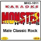 Monster Hits Karaoke #1011 - Male Classic Rock by Queen