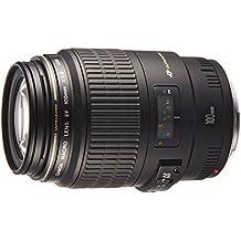 Canon single focus macro lens EF100mm F2.8 Macro USM full size corresponding