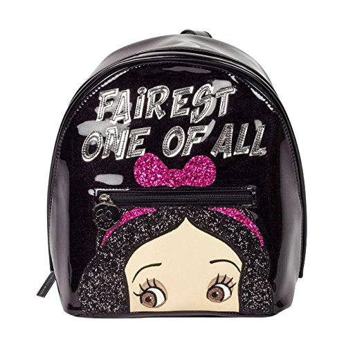 Nicole Backpack (Danielle Nicole Official Disney Snow White Mini Backpack (One Size) (Black))