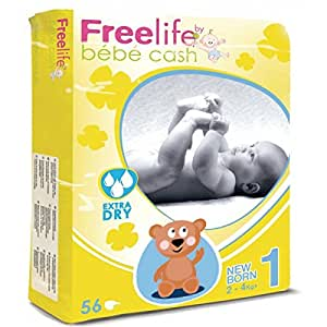 Freelife Bebe Cash 2-4 kg 28 unidades
