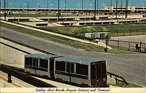 airtrans-and-terminal-dfw-dallas-texas-original-vintage-postcard
