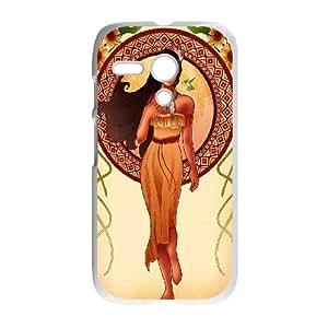 Pocahontas for Motorola Moto G Cell Phone Case & Custom Phone Case Cover R41A652731