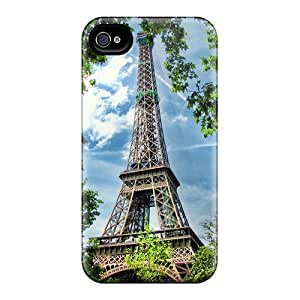 Back Cases Covers For Iphone 6 - Tour D'eiffel Because Of Trees