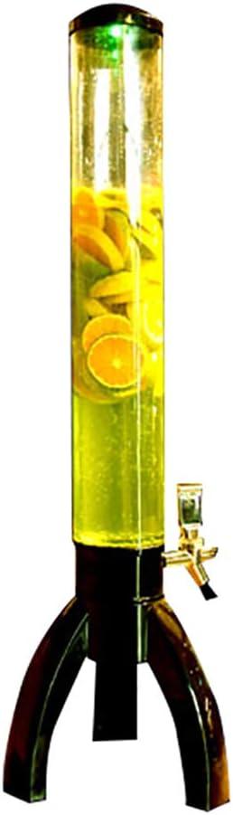 shcc Dispensador De Cerveza Refrigerante, Torre De La Cerveza De Barril, Dispensador De Bebidas, Grifo De Acero Inoxidable, para Uso En Bares De Bares En Casa
