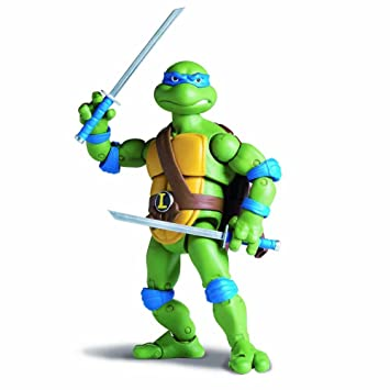 Tortugas Ninja - Figura Collector Original: Leonardo (Giochi ...