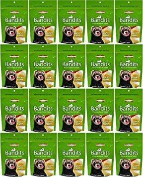 Marshall Bandits Ferret Treat Banana 3.75lbs (20 x 3oz)