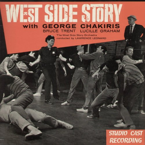 West Side Story Broadway - West Side Story (Studio Casting Recording)