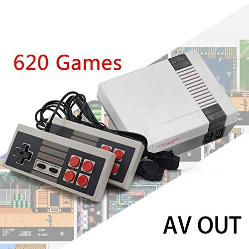 Etuoji NES Built in 620 Games AV Out Mini Classic EditionVideo Game Console Handheld Games by Etuoji (Image #5)