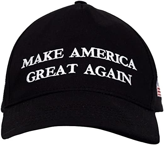 US Trump 2020 President Make America Great Again Baseball Cap Hat Black PinkRed