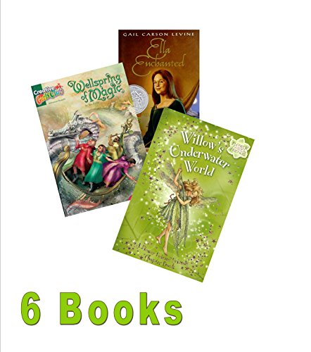 Fantasy Pack: Creative Girls Series, Wellspring of Magic;