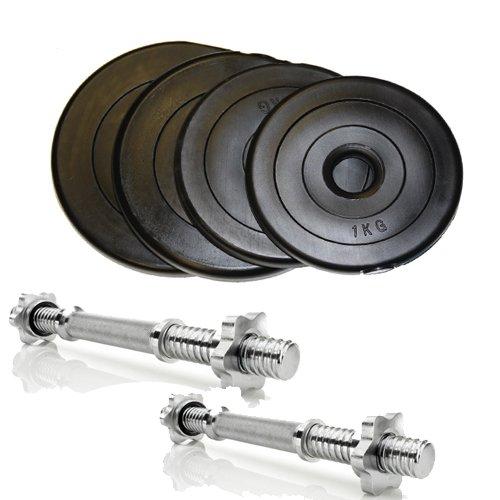 POWER-EXTREME PE Hantelset 2 x 15 kg